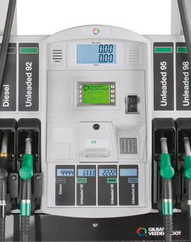 Gilbarco Horizon Pay at the Pump